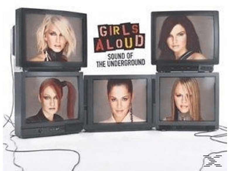 Girls Aloud - Since You're Gone [Maxi Single CD]