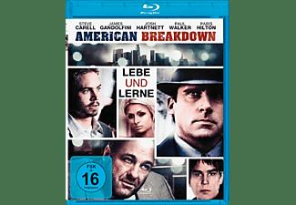 American Breakdown - Lebe und Lerne Blu-ray
