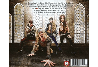 Steel Panther - All You Can Eat (CD/DVD+T-Shirt)  - (CD + DVD Video)