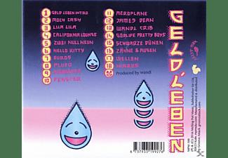 Crack Ignaz & Wandl - GELD LEBEN  - (CD)