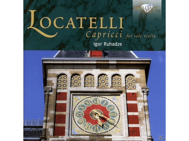 Igor Ruhadze - Capriccii [CD]