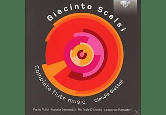 Claudia Giotolli, Paolo Puliti, Natalia Benedetti - Complete Flute Music  - (CD)
