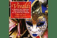 Federico L'arte Dell'arco & Guglielmo - Il Cimento Dell'armonia E Dell'inventione Op.8 [CD]