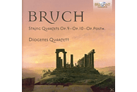 Diogenes Quartet - Streichquartette Op.9+Op.10 [CD]