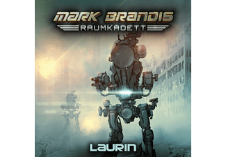 Mark Brandis-Raumkadett - 07: Laurin  - (CD)