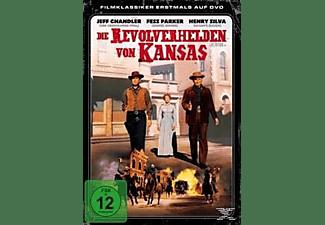 DIE REVOLVERHELDEN VON KANSAS DVD
