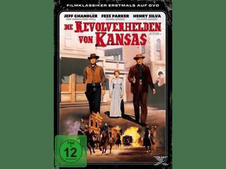 DIE REVOLVERHELDEN VON KANSAS [DVD]
