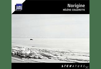 Helene Collerette - Norigine  - (CD)