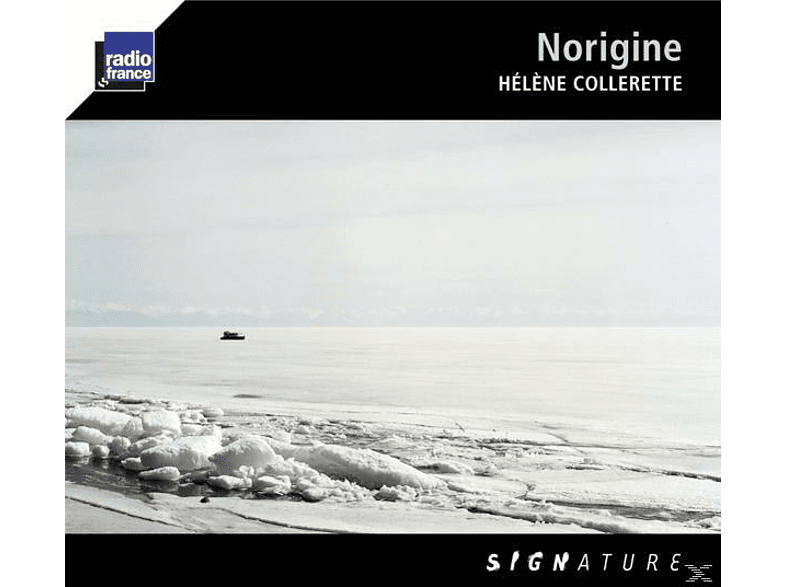 Helene Collerette - Norigine [CD]