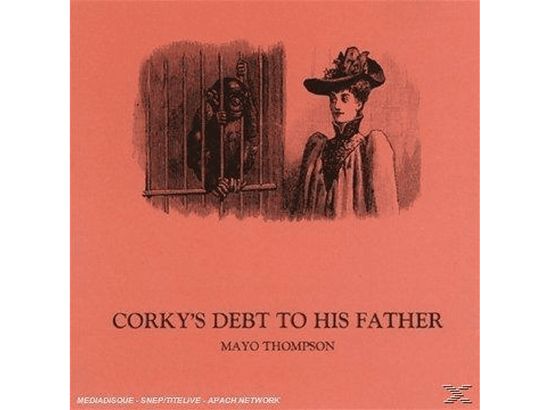 Mayo Thompson - Corky's Debt To His Father (+7') [Vinyl]