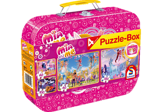 Mia and me: Puzzlebox Metallkoffer