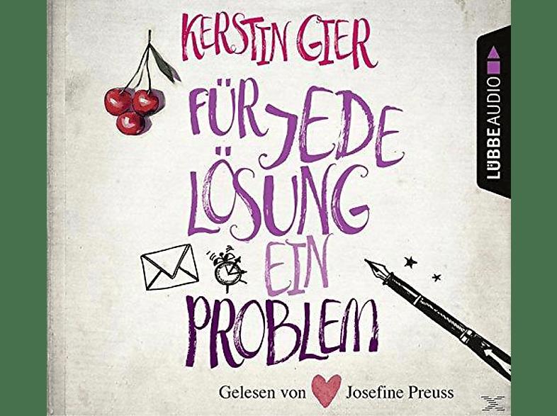 Gier Kerstin - Für jede Lösung ein Problem - (CD)