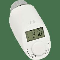 EQIVA 132231K0 Heizkörperthermostat, Weiß