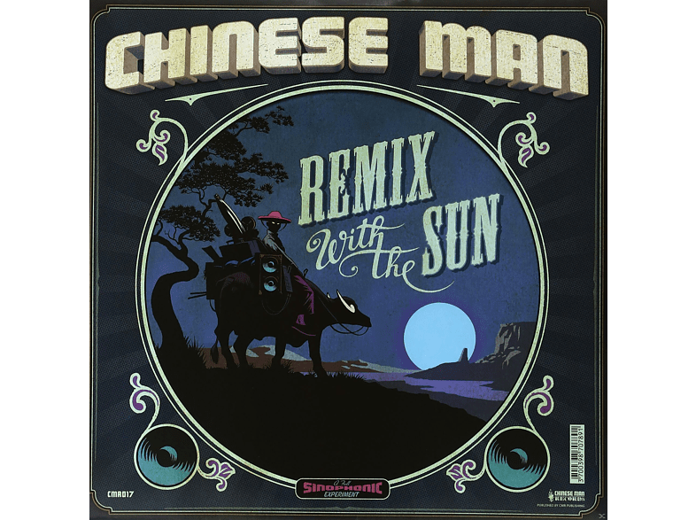 The Chinese Man - Remix With The Sun [Vinyl]