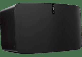 sonos streaming lautsprecher play 5 multiroom smart speaker schwarz online kaufen saturn. Black Bedroom Furniture Sets. Home Design Ideas