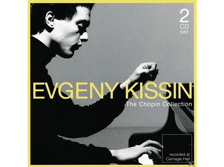 Evgeny Kissin - Evgeny Kissin Plays Chopin/The Ultimate Collection [CD]