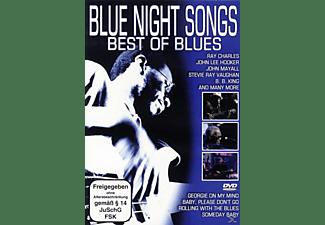 VARIOUS - Blue Night Songsbest Of Blues  - (DVD)