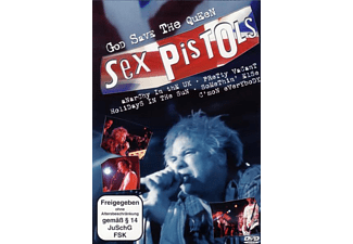 The Sex Pistols - God Save The Queen  - (DVD)