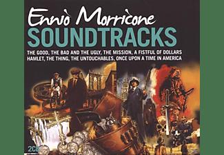 VARIOUS - Ennio Morricone Soundtracks  - (CD)