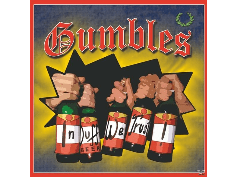 Gumbles - In Duff We Trust (Re-Release) [Vinyl]