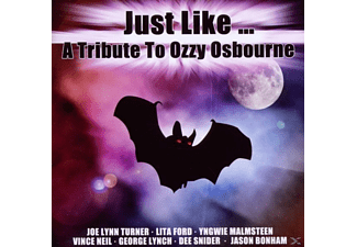 VARIOUS - Just Like- Tribute To Ozzy Osbourne  - (CD)