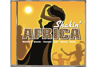 VARIOUS - Shakin' Africa  - (CD)