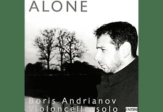 VARIOUS, Boris Andrianov - Alone  - (CD)