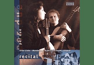 Silke Lisko, Rupert Gehrmann, VARIOUS - Recital  - (CD)