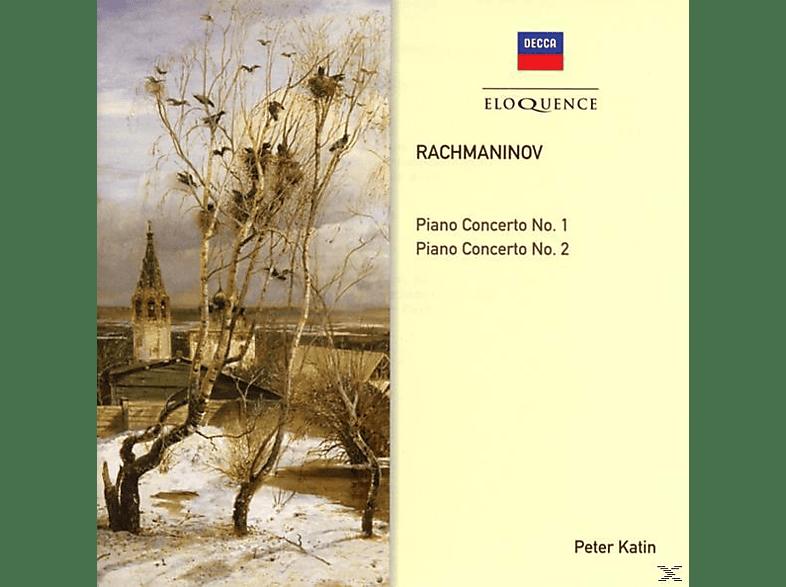 Katin/Boult/Davis/London Philh.Orch./NSO London - Klavierkonzerte [CD]
