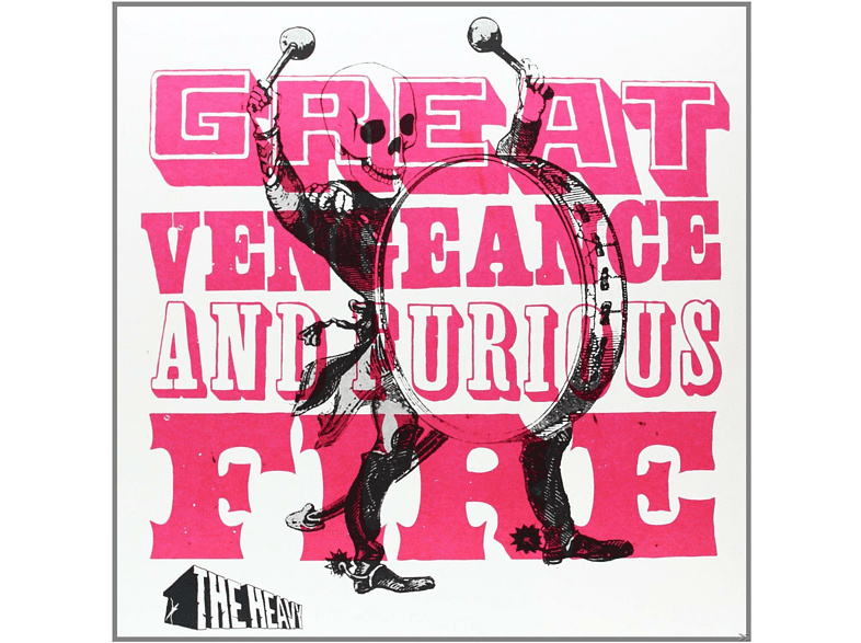 The Heavy - Great Vengeance & Furious Fire (+Mp3) [LP + Download]