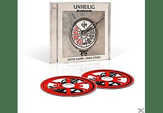 "Unheilig - MTV Unplugged ""Unter Dampf-Ohne Strom"" (2 CD)  - (CD)"