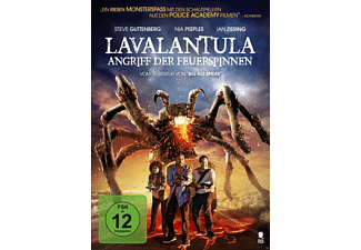 Lavalantula - Angriff der Feuerspinnen DVD