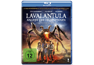 Lavalantula - Angriff der Feuerspinnen Blu-ray