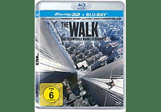 The Walk 3D Blu-ray (+2D)