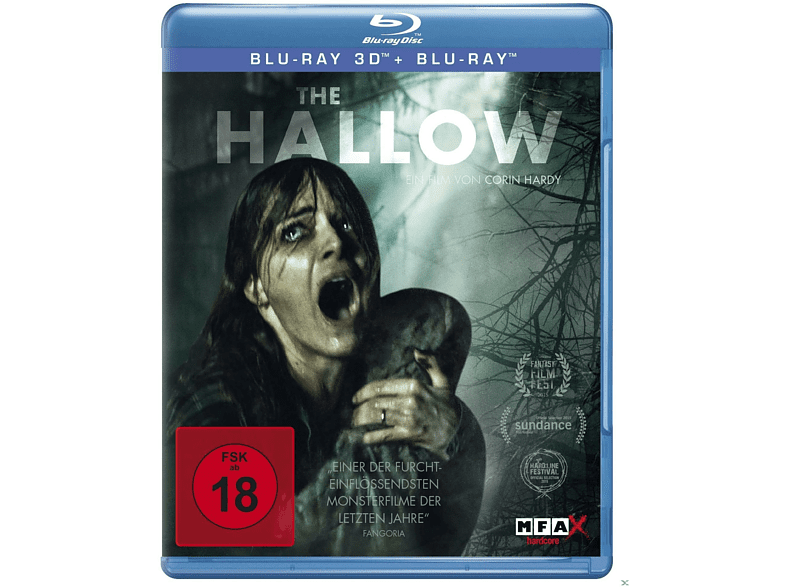 The Hallow [3D Blu-ray]