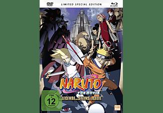 Naruto - The Movie 2: Die Legende des Steins von Gelel [Blu-ray + DVD]