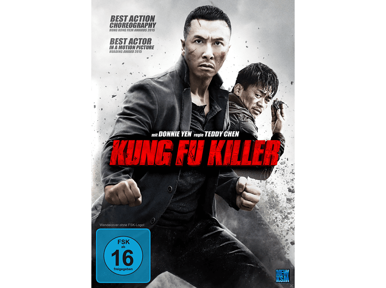 Kung Fu Killer [DVD]