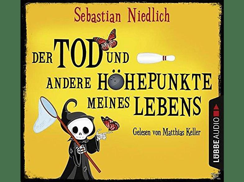Sebastian Niedlich - Der Tod und andere Höhepunkte meines Lebens - (CD)