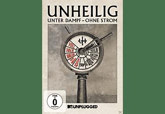 """Unheilig - MTV Unplugged """"Unter Dampf-Ohne Strom"""" (2DVD)  - (DVD)"""