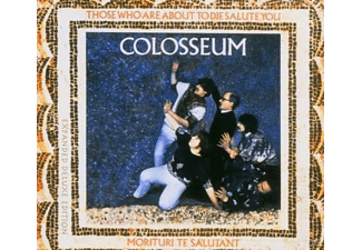 Colosseum - Those Who Are About To Die Sal  - (CD)