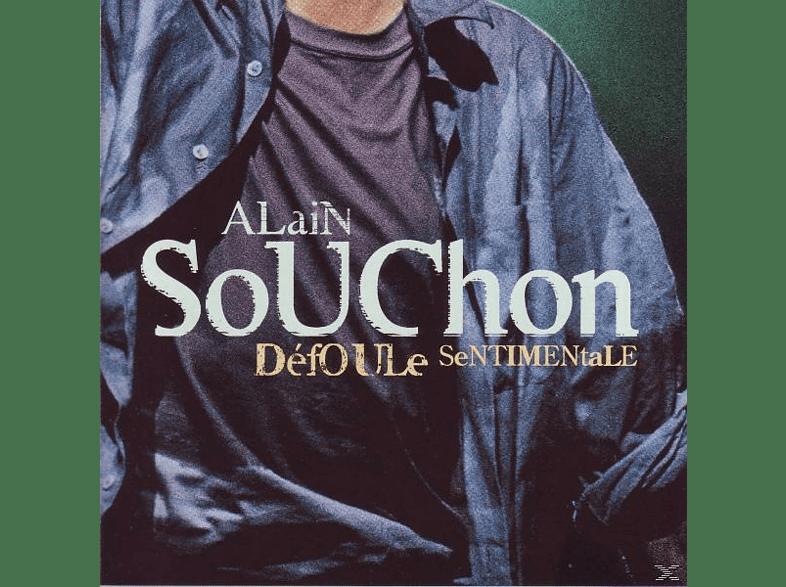 Alain Souchon - Defoule Sentimentale [CD]