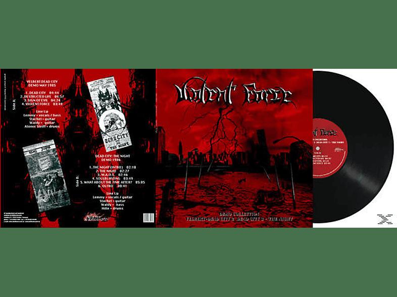 Violent Force - Demo Collecetion-Velbert-Dead City Ii & Dead C [Vinyl]