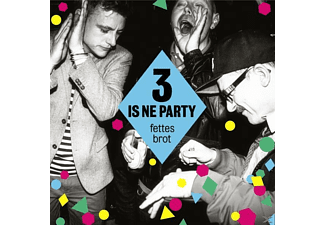 Fettes Brot - 3 is ne Party (SATURN Edition)  - (CD)