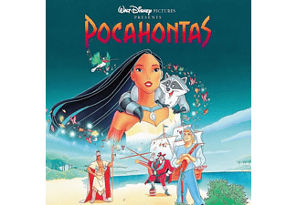 pocahontas original soundtrack various auf cd online. Black Bedroom Furniture Sets. Home Design Ideas