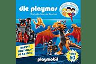 Die Playmos - (50)Die Heiße Spur Der Drachen - (CD)