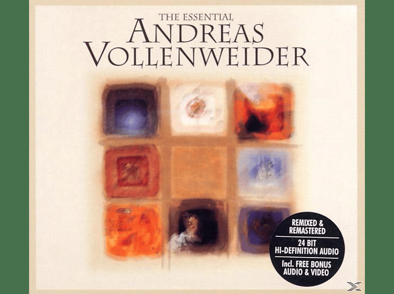 Andreas Vollenweider - Essential [CD]
