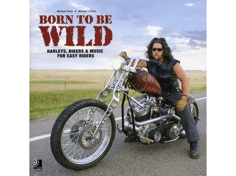earBOOKS:Born To Be Wild