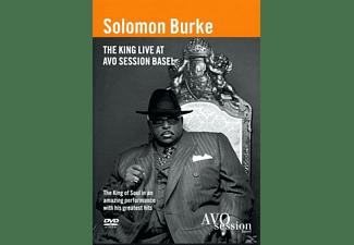 Solomon Burke - The King Live At Avo Sessions  - (DVD)