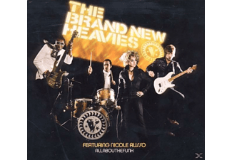 The Brand New Heavies - Allaboutthefunk & Get Used To It  - (CD)