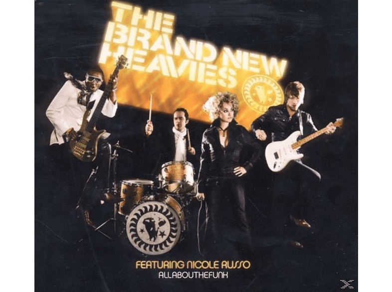 The Brand New Heavies - Allaboutthefunk & Get Used To It [CD]
